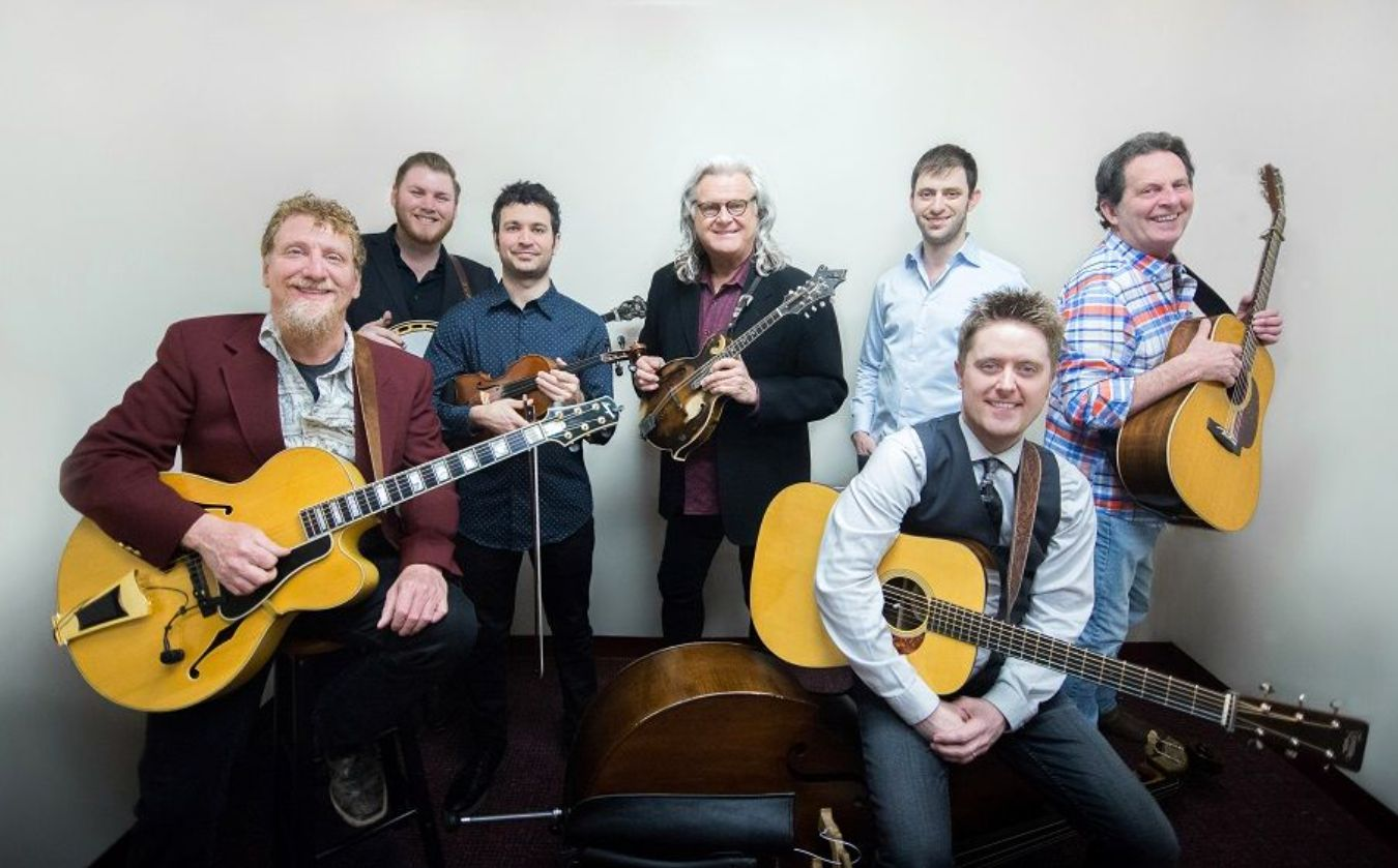 Ricky Skaggs & Kentucky Thunder (Postponed)