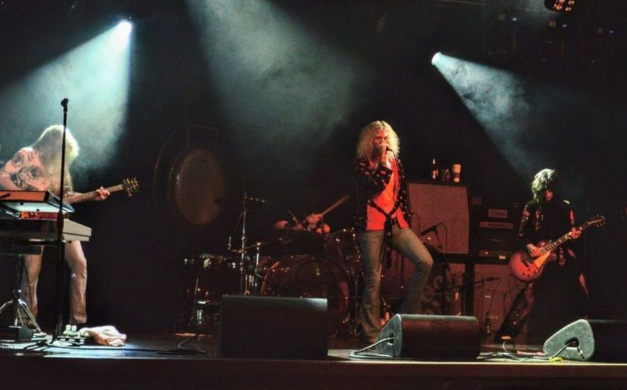 More Info for Zoso - The Ultimate Led Zeppelin Experience (New Date)