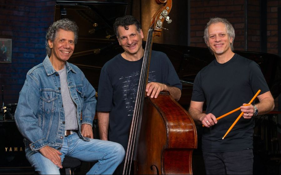 More Info for The Chick Corea Akoustic Band (Canceled)