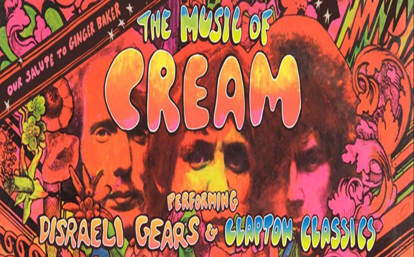 Music of Cream (New Date)