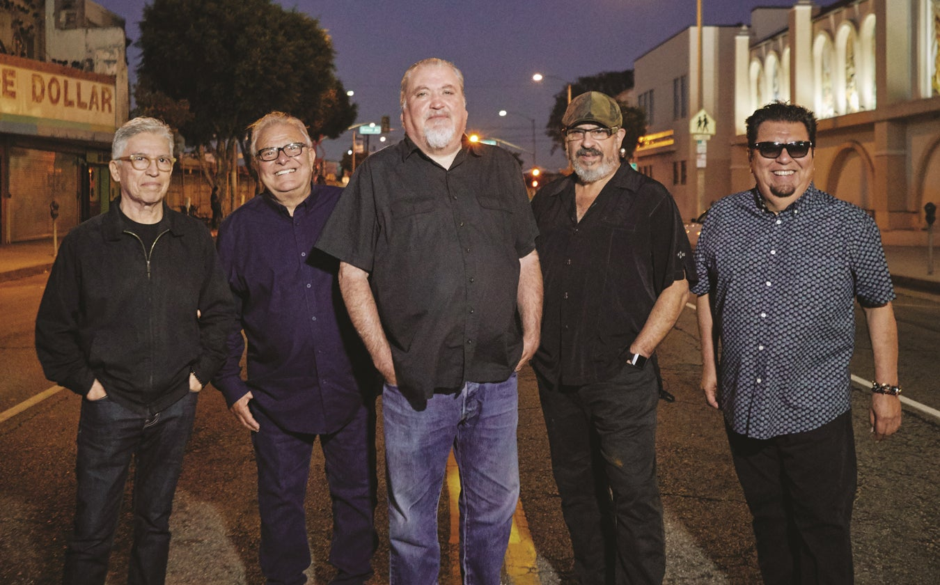 An Evening with Los Lobos