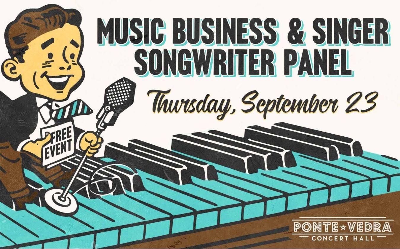 Music Business & Sing Songwriter Panel
