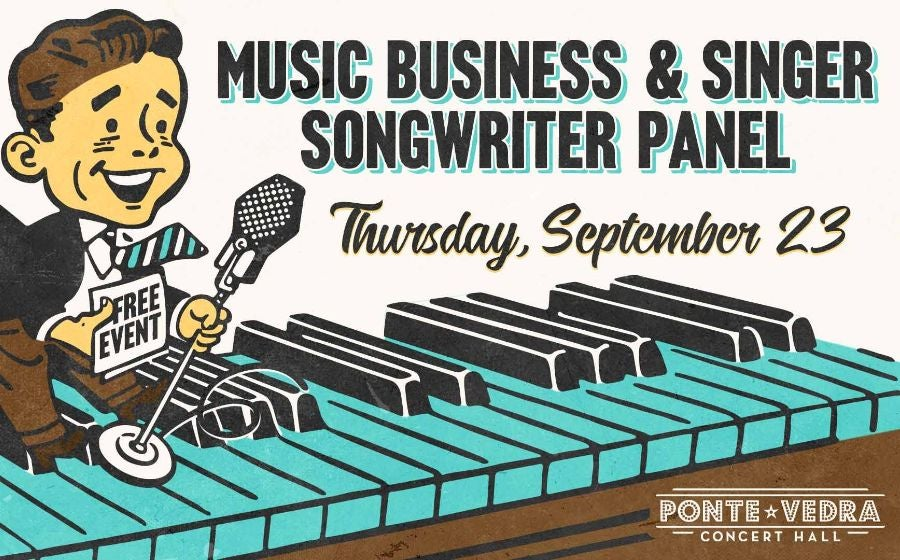 More Info for Music Business & Sing Songwriter Panel